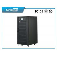 Buy cheap 20kva 30kva High Frequency Online Ups Uninterrupted 220v 50/60Hz from Wholesalers