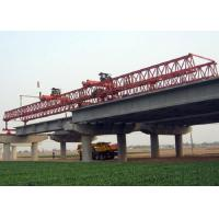 Wholesale JQG400t-40m Beam Launcher Gantry crane for bridge and highway from china suppliers