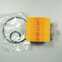 China Toyota Corolla Prius Auto Oil Filters High Filtration Efficiency 04152-37010 for sale