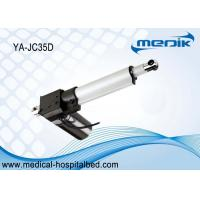 Wholesale Low Noise Electric Linear Actuator Stroke Length 100~400 mm For Hospital Bed from china suppliers