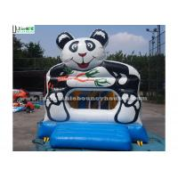 Wholesale Indoor Panda Inflatable Bounce Houses MiniJumping Castles for Rent from china suppliers