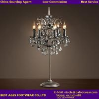 Crystal center pieces for weddings desk light wholesale