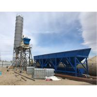 Wholesale HZS75 Full Automatic Concrete Batch Mix Plant, Ready Mixed Concrete Plant from china suppliers