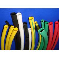 Wholesale Polyolefin Heat Shrink Tubing Colored Waterproof , Electrical Heat Shrink Sleeve from china suppliers