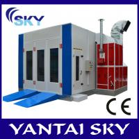 China SB-100 used spray booth for sale on sale