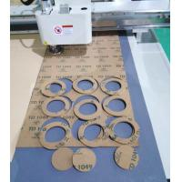 Wholesale Cork Gasket Production CNC Cutting Equipment Sample Making Machine from china suppliers