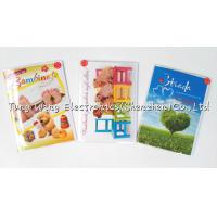 Quality Audio Greeting card recordable sound module for holiday gift , invitation for sale