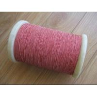 ETFE  FEP PFA Extruded High Frequency Litz Wire 0.02 - 0.5mm With Flame Retardant