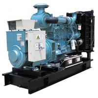 Wholesale Brushless AC Three Phase Generator , 275kva Industrial Generator Set With AVR from china suppliers