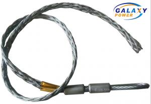 China Optical Fiber Cable Sleeve Mesh Sock Joints 125KN Transmission Line Accessories on sale