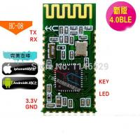 Quality HC-08 Bluetooth serial module, Bluetooth 4.0 BLE, low power cc2540, cc2541 for sale