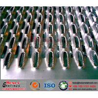 Quality Crocodile mouth type Anti Slip Safety Grating for sale
