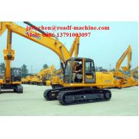 Wholesale 21.5 Ton Hydraulic Crawler Excavator Xe215c Bucket Capacity 0.8 - 1.0m3 Engine 128kw from china suppliers