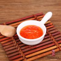 Wholesale 10g Mini Japanese Chili Seasoning Thai Sweet Chilli Sauce In Orange Red Color from china suppliers