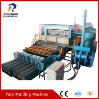 Wholesale Recycling Waste Paper Egg Tray  Machine , Pulp Egg Tray Making Machine from china suppliers