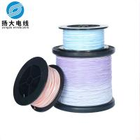 China Muti Specification Ul1430 24 awg Single Core Xl-Pvc Insulated Tinned  Copper Wire For electronic appliance on sale
