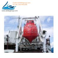 Wholesale F.R.P. Material 22 People Free Fall Lifeboat and Rescue Boat 6 Persons With RINA Certificate For Sale from china suppliers