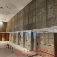 Wholesale lowes expanded sheet metal architectural decorative mesh design from china suppliers