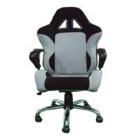 Wholesale Customized Fully Adjustable Office Chair With Bucket Seat PU Material 150kgs from china suppliers