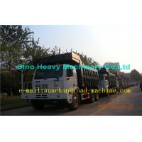 Wholesale Howo 70 Ton Mining Dump Concrete Mixer Trucks Unloading And Transport Ore from china suppliers