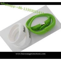 hot selling custom colorful silicone wristband/bracelet 1inch with your logo for sale