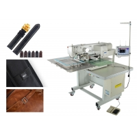 Buy cheap 350*350 Sewing Area Computerized Pattern Sewing Machine from wholesalers