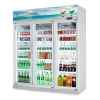 Buy cheap Glass Door Display Refrigerator Showcase with Digital Temperature Controller from wholesalers