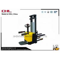 Wholesale CE Electric Pallet Stacker for material handling / supermarket stacker from china suppliers