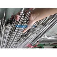 Wholesale Fluid / Gas Stainless Steel Instrument Tubing TP317 With Bright Annealed Surface from china suppliers