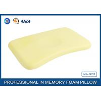 Wholesale Memory Foam Baby Neck Pillow / Infant Pillow with Cotton Velvet Cover from china suppliers