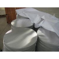 Wholesale DC material 0.5mm to 3.0mm 1100 1050 H14 Hot Rolled Aluminium Circle with Deep Drawing from china suppliers