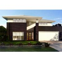 Wholesale Waterproof Prefab Steel House / Prefabricated Residential Buildings Eco Friendly from china suppliers