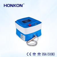 Quality High Efficient Fast Speed Spider Vein Removal Machine / 980nm Wavelength Diode Laser for sale