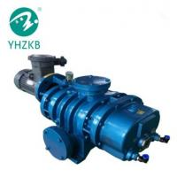 China YHZKB brand ZJB-150 3KW roots booster vacuum pump with customized color for sale