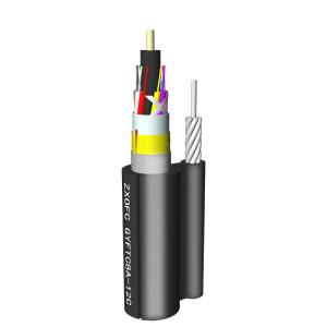 Wholesale Non Metallic GYFTC8Y 1KM 144 Core Fiber Optic Cable from china suppliers