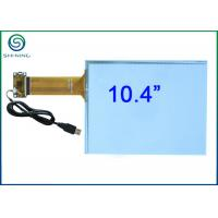 Buy cheap 10.4 Inch Capacitive Touch Sensor Bonded On Front Glass For Embedded Industrial Displays from wholesalers
