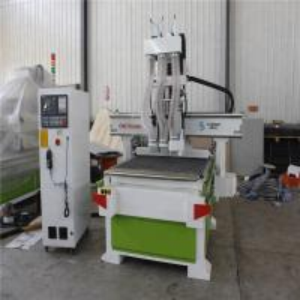 China XY Axis 3D Woodworking CNC Machine , Wood Design Cutting Machine 18kw on sale