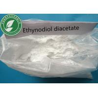 Wholesale 99% Estrogen Steroid Powder Ethynodiol Diacetate For Female CAS 297-76-7 from china suppliers