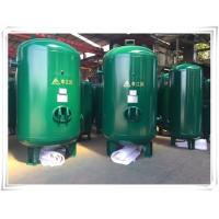 Wholesale Nitrogen Compressor Air Receiver Tank Replacements , Compressed Air Accumulator Tank from china suppliers