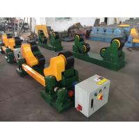 Buy cheap 10T Self Aligning Pipe Stands With Rollers CE Certificate 10 Days Delivery Time from Wholesalers