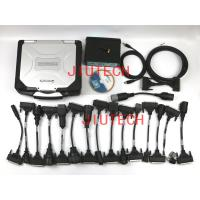 Wholesale Universial Heavy Duty Truck Diagnostic Scanner  Test Full Set with CF30 laptop tool from china suppliers