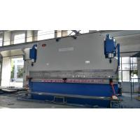 Buy cheap Large Hydraulic Bending Sheet Press Brake CNC 45kw Easy Operation High Productivity from Wholesalers