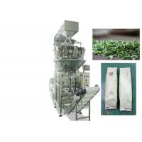 Wholesale Tea Bag Multihead Weigher Packing Machine 30 - 70 Bags / Min High Speed from china suppliers