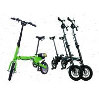 Wholesale Easy Carry Portable Electric Bike 12 - 35 km/H With Disc Brake CE Approved from china suppliers