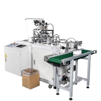 Wholesale Willow Type Nonwoven Surgical Dust Mask Making Machine from china suppliers