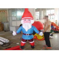 Wholesale Inflatable Advertising Products Fashion Inflatable Christmas Santa Claus from china suppliers