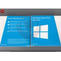Wholesale Windows Operating System Windows Server 2012 standard Retail box from china suppliers