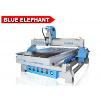 China Simple Operation Smart 4 Axis MDF Cutting Cnc Router Machine 3 Axis 1325 for Aluminum Windows on sale