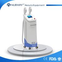 Wholesale FDA approval NUBWAY latest design salon or spa used 3 years multifunction hair removal and skin rejuvenationdevice from china suppliers