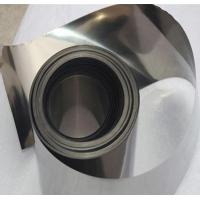 Wholesale ASTM B708 Tantalum Foil (RO5200) Tantalum Foil and Sheet Coil 99.95% from china suppliers